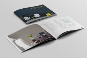 Duraspec Brochure Design