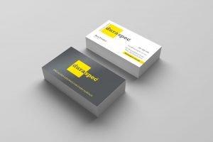 Duraspec Business Card Design